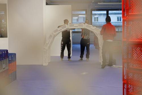 Studium Möbeldesign platform made in munich conor trawinksi
