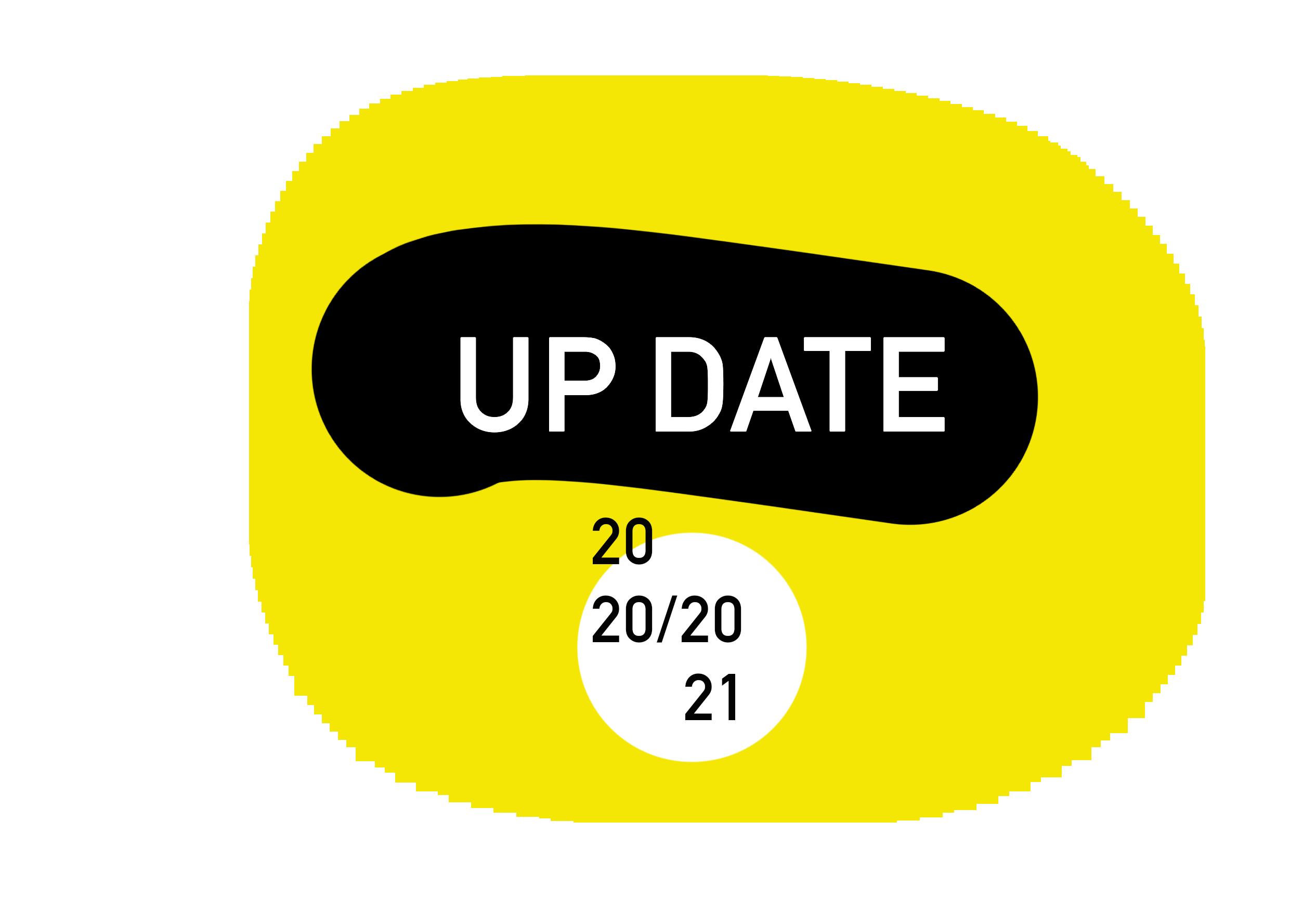 UPDATE 2020/2021